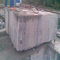 Ümraniye karot hizmeti kapsamında büyük kütleli beton yapıların kesim işlemi gerçekleştirir.